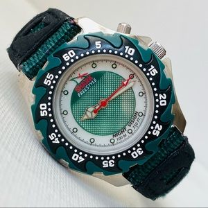 Vintage Freestyle Night Vision Women's Watch Green